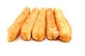 Chinese Twin Dough Stick Royalty Free Stock Photo