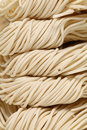 Chinese white noodle Stock Images