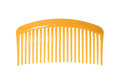 Chinese wrapped comb Royalty Free Stock Photo