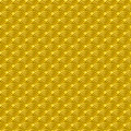 Chinese yellow gold seamless pattern dragon fish scales simple seamless pattern Nature background with japanese wave circle patter Royalty Free Stock Photo