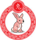 Chinese Zodiac Animal - Rabbit