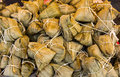Chinese Zongzi. Royalty Free Stock Image