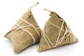 Chinese ZongZi Royalty Free Stock Photo