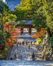 Chion in temple in kyoto japan november japan on november built by honen s disciple genchi – memory of his master Stock Photos