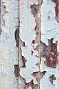 Chipped old paint background texture vertical Stock Photo