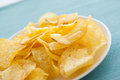 Chips appetizer Stock Photo
