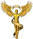 Chiropraxe označenie organizácie alebo inštitúcie zlato