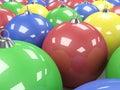 Chistmas Balls Royalty Free Stock Photo
