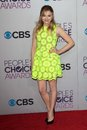 Chloe grace moretz at the people s choice awards arrivals nokia theater los angeles ca Stock Photography