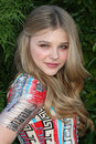 Chloe Moretz Royalty Free Stock Photography