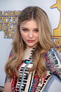 Chloe moretz at the th annual saturn awards castaway burbank ca Royalty Free Stock Photos