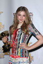 Chloe moretz at the th annual saturn awards press room castaway burbank ca Royalty Free Stock Photo