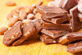 Choco mix Royalty Free Stock Images