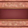 Chocolate abstract grunge background with pattern Stock Image