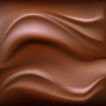 Chocolate background dark as abstract Royalty Free Stock Photos