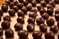 Chocolate Bon-bon candy Royalty Free Stock Photo