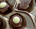 Chocolate candies Royalty Free Stock Photography