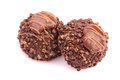 Chocolate candies collection Royalty Free Stock Photo