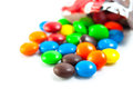 Chocolate candy Royalty Free Stock Photo