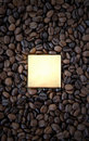 Chocolate and Coffee Royalty Free Stock Photography