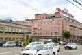 Chocolate factory, Sapporo, Hokkaido, Japan Royalty Free Stock Photo