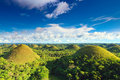 Chocolate Hills Royalty Free Stock Photo