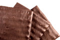 Chocolate matzos for Passover Royalty Free Stock Photo