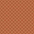 Chocolate wafer background.