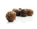 Chocolates II Royalty Free Stock Photos