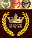 Choice of the year Royalty Free Stock Images