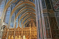Choir of UNESCO Heritage Site Albi Cathedral