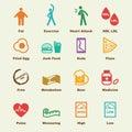 Cholesterol elements