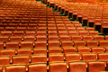 Chongqing grand theatre in the chair is a set of opera theater concerts cultural and artistic exchanges functions as one of major Royalty Free Stock Images