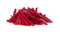 Chopped Fresh Beet Root Stock Images