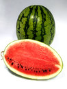 Chopped Watermelon Royalty Free Stock Photo