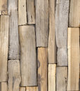 Chopped Wood Background Royalty Free Stock Photo