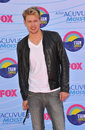 Chord overstreet at the teen choice awards at the gibson amphitheatre universal city july los angeles ca picture paul smith Royalty Free Stock Images