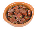 Chorizo al Vino Royalty Free Stock Photo