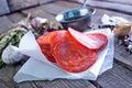 Chorizo Royalty Free Stock Photo