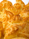 Choux pastry Stock Photography