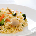 Chow mein Royalty Free Stock Photos