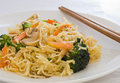 Chow mein Stock Photos