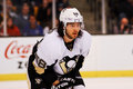 Chris letang pittsburgh penguins Fotografia Stock Libera da Diritti