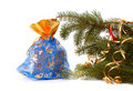 Chrismas gift Royalty Free Stock Photography