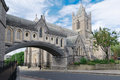 Christ chirst cathedral dublin ireland Stock Photo