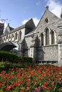 Christ Church Cathedral Dublin Stock Image