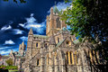 Christ Church Cathedral Dublin Royalty Free Stock Photography