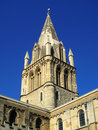 Christ Church Cathedral, Oxford University Royalty Free Stock Image