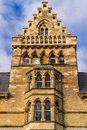Christ church college oxford detail of england uk Stock Images