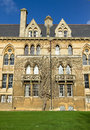 Christ church college oxford oxfordshire england Stock Photos